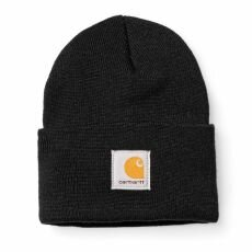 шапка Carhartt Acrylic Watch Hat Black
