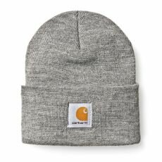 шапка Carhartt Acrylic Watch Hat Heather Gray