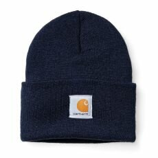 шапка Carhartt Acrylic Watch Hat Navy