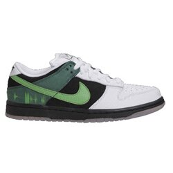 кросовки Nike SB - Dunk Green White