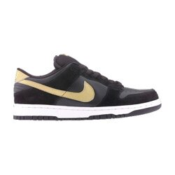кросовки Nike SB - Dunk Black Gold